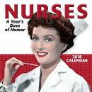 Nurses 2018 Wall Calendar