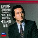 ブラームス:交響曲第1番/ハイドンの主題による変奏曲
