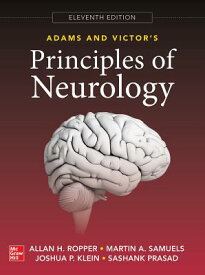 Adams and Victor's Principles of Neurology 11th Edition ADAMS & VICTORS PRINCIPLES OF [ Allan H. Ropper ]