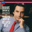 ブラームス:交響曲第2番/大学祝典序曲