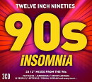 【輸入盤】Twelve Inch 90s: Insomnia (3CD)