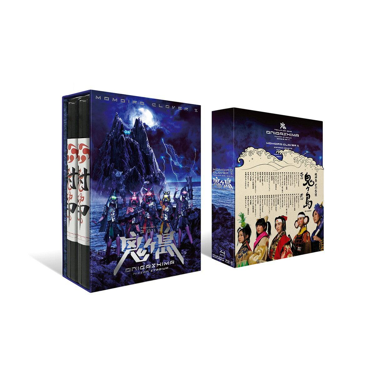ももいろクローバーZ 桃神祭 2016〜鬼ヶ島〜 LIVE Blu-ray【Blu-ray】 [ ももいろクローバーZ ]