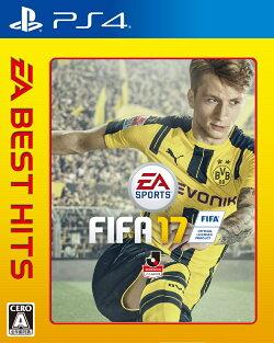 EA BEST HITS FIFA 17 PS4版