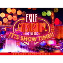 "EXILE ATSUSHI LIVE TOUR 2016 ""IT'S SHOW TIME!!"" 豪華盤(スマプラ対応) [ EXILE ATSUSHI ]"