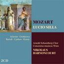 【輸入盤】『ルーチョ・シッラ』全曲 アーノンクール&ウィーン・コンツェントゥス・ムジクス、グルベローヴァ、バ…
