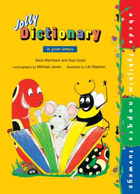 Jolly Dictionary in Print Letters JOLLY DICT IN PRINT LETTERS [ Sue Lloyd ]