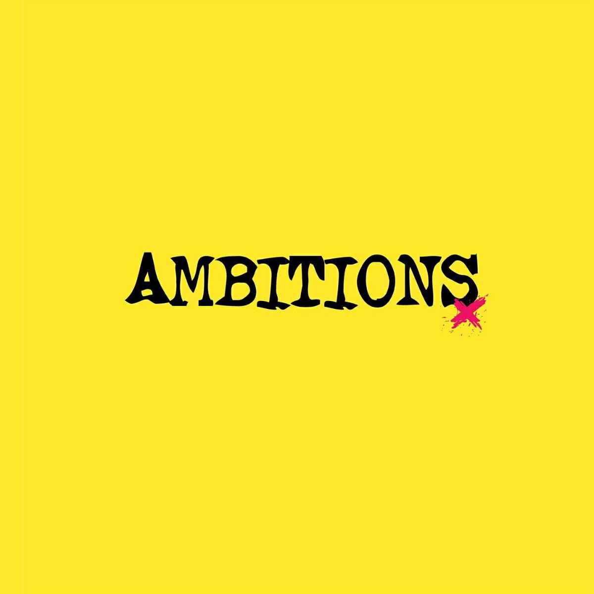 【輸入盤】AMBITIONS [INTERNATIONAL VERSION] [ ONE OK ROCK ]