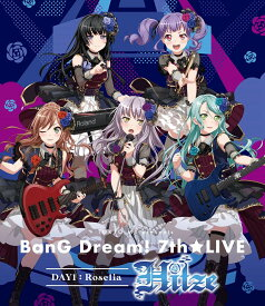 TOKYO MX presents 「BanG Dream! 7th☆LIVE」 DAY1:Roselia「Hitze」【Blu-ray】 [ Roselia ]