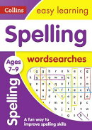 Spelling Word Searches: Ages 7-9