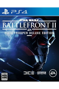 StarWars™バトルフロント™II:EliteTrooperDeluxeEditionPS4版