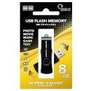 USB2.0対応 フラッシュメモリ 8GB STU8RMP