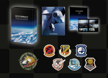 ACE COMBAT 7: SKIES UNKNOWN COLLECTOR'S EDITION