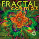 Fractal Cosmos 2018 Wall Calendar: The Mathematical Art of Alice Kelley