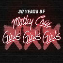 XXX: 30 Years of Girls, Girls, Girls (初回限定盤 CD+DVD)