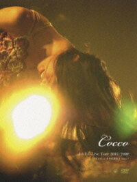 Cocco/きらきら_Live_Tour_2007/2008〜Final_at_日本武道館_2Days〜〈完全初回限定盤・3枚組〉