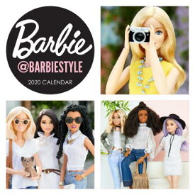 Barbie @barbiestyle 2020 Wall Calendar BARBIE @BARBIESTYLE 2020 WALL [ Mattel ]