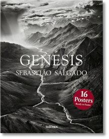 PRINT SET:SEBASTIAO SALGADO:GENESIS [ SEBASTIAO SALGADO ]