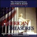 【輸入盤】American Treasures: Us Air Force Band