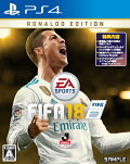 【予約】FIFA 18 RONALDO EDITION PS4版