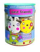 Soft Shapes Giant Shaped Puzzles: Best Friends (Big Pieces for Little Hands!)
