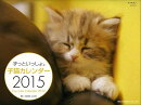 【バーゲン本】ずっといっしょ。子猫カレンダー2015