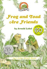 FROG AND TOAD ARE FRIENDS(H) [ ARNOLD LOBEL ]