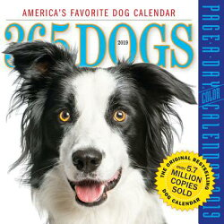 365 DOGS CALENDAR 2019(PAGE-A-DAY)