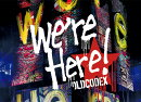 "OLDCODEX Live Blu-ray ""we're Here!"" in YOKOHAMA ARENA 2018【Blu-ray】"