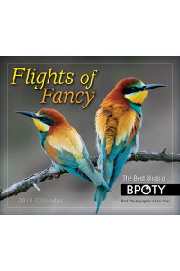 FlightsofFancy2018DailyCalendarCAL2018-FLIGHTSOFFANCY[BirdPhotographeroftheYearLtd]