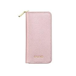 FLEVO レザーケース ピンク