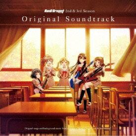 【先着特典】アニメ「BanG Dream! 2nd&3rd Season」オリジナル・サウンドトラック (CD+Blu-ray) (L判ブロマイド) [ (アニメーション) ]