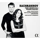 【輸入盤】ピアノ協奏曲第2番、パガニーニの主題による狂詩曲 アンナ・ヴィニツカヤ、クシシュトフ・ウルバンスキ…