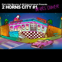 """Pitch Odd Mansion & MS Entertainment Presents """"2 HORNS CITY #1 -MARS DINER-"""" [ (..."""