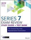 Wiley Series 7 Securities Licensing Exam Review 2019 + Test Bank: The General Securities Representat