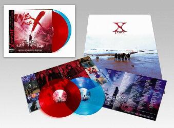 「WE ARE X」 オリジナル・サウンドトラック (完全生産限定アナログ盤)