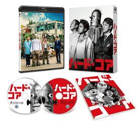 ハード・コア 豪華版【Blu-ray】 [ 山田孝之 ]