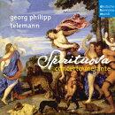 スピリトゥオーザ テレマン:複数楽器のためのソナタ集