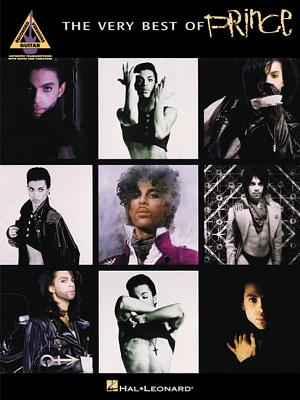 The Very Best of Prince VERY BEST OF PRINCE (Guitar Recorded Versions) [ ー ]