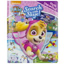 Nickelodeon: Paw Patrol: Search with Skye! 1ST LOOK & FIND NICKELODEON PA (First Look and Find) [ Emily Skwi…