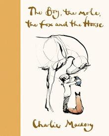 The Boy, the Mole, the Fox and the Horse Deluxe (Yellow) Edition BOY THE MOLE THE FOX & THE HOR [ Charlie Mackesy ]