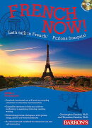Barron's French Now! Level 1 [With 3 CDs]