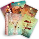 The Spirit Animal Oracle: A 68-Card Deck and Guidebook SPIRIT ANIMAL ORACLE [ Colette Baron Reid ]