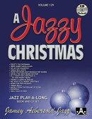 Jamey Aebersold Jazz -- A Jazzy Christmas, Vol 129: Book & 2 CDs