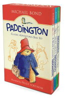 Paddington Classic Adventures Box Set: A Bear Called Paddington, More about Paddington, Paddington H