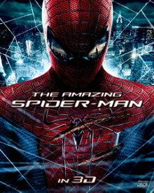 アメイジング・スパイダーマン IN 3D【3D Blu-ray】 [ アンドリュー・ガーフィールド ]