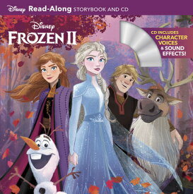 Frozen 2 Read-Along Storybook and CD FROZEN 2 READ-ALONG STORYBK & (Read-Along Storybook and CD) [ Disney Book Group ]