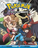 Pokemon Black and White, Vol. 5