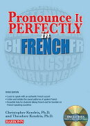 Pronounce It Perfectly in French: With Audio CDs