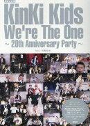 ポケット版KinKi Kids We're The One〜20th Anniv