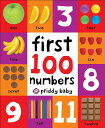 First 100 Numbers [ Roger Priddy ]